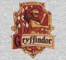 Harry Potter Gryffindor  by LPdesigns