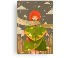 Christmas Child Canvas Print