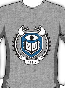 Monsters University Logo T-Shirt