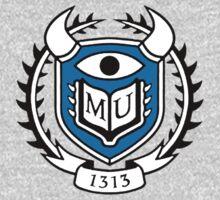 Monsters University Logo (Small) by Merwok