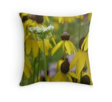 Queen Lead Throw Pillow