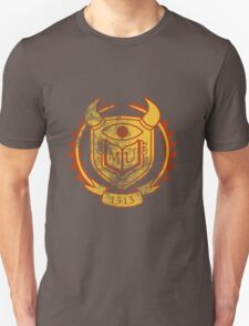 JOX Themed Distressed Logo T-Shirt