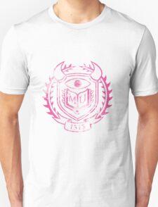 PNK Themed Distressed Logo T-Shirt