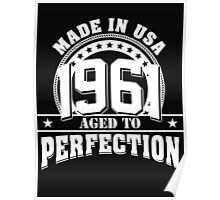 1961 - AGED TO PERFECTION Poster