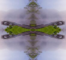 Fog history mirrored color by Yevgeni Kacnelson