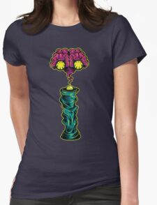 I is for Intergalactic Intelligence  Womens Fitted T-Shirt