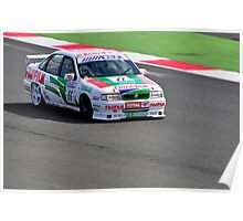 90s Cavalier Touring Car Poster