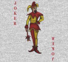 the JOKER Baby Tee