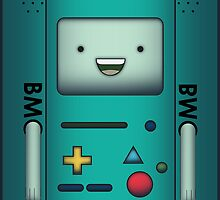 BMO Case by benenor90