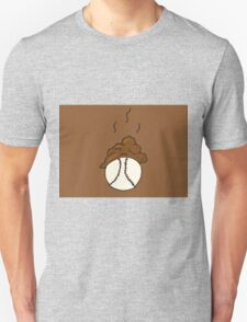 Brown Ball Unisex T-Shirt