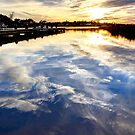 Big Sky Reflections by Jonicool
