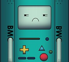 BMO mad case by benenor90