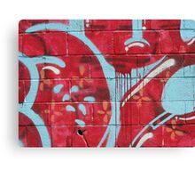 graffiti 24 Canvas Print