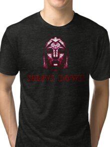 sirius down Tri-blend T-Shirt