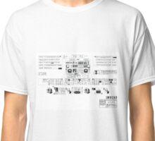 The Lunar Module  Classic T-Shirt
