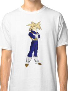 Future Trunks Super Saiyan Classic T-Shirt