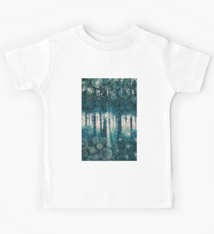 Enchanted Forest Kids Tee