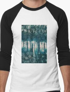 Enchanted Forest Men's Baseball ¾ T-Shirt