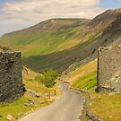 Honister Pass, Borrowdale , Cumbria by Jon Lees