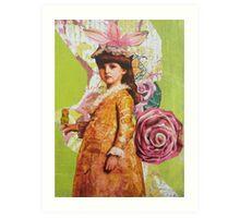 Miss Maggie Art Print