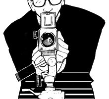 Elvis Costello - This Year's Model - Illustration by Pierce Murphy