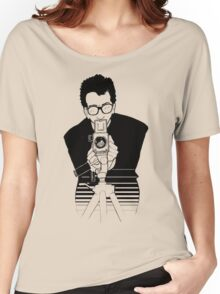 Elvis Costello - This Year's Model - Illustration Women's Relaxed Fit T-Shirt