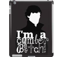 I'm A Cumberbitch iPad Case/Skin