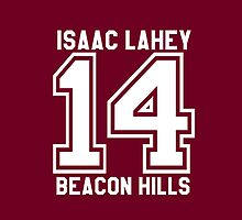 Isaac Lahey #14 by heroinchains