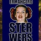ERMAHGERD STER WERS by AlliVanes