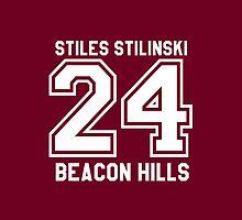 Stiles Stilinski #24 by heroinchains