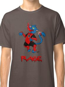 Dex-Starr from the Red Lanterns Corps  Classic T-Shirt