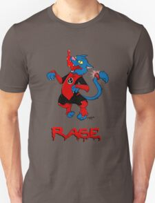 Dex-Starr from the Red Lanterns Corps  Unisex T-Shirt
