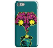 I is for Intergalactic Intelligence  iPhone Case/Skin