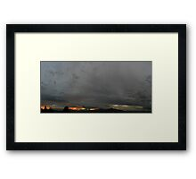 ©HCS The Story In The Clouds IV Framed Print
