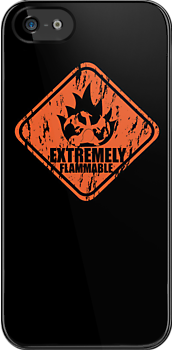 Extremely Flammable  by piercek26