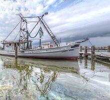 Lady Vera - Biloxi Mississippi by John E Adams