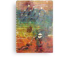 Tarot Will Teach You/ Woodland  Metal Print