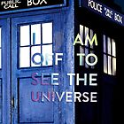 WARNING! Off to see the universe w/doctor by heroinchains