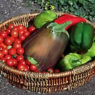 A Bountiful Basket by Heather Friedman