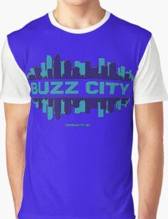 Buzz City  Graphic T-Shirt