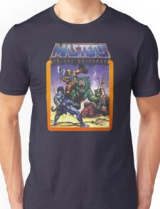 He-Man Masters of the Universe Battle Scene with Skeletor Unisex T-Shirt