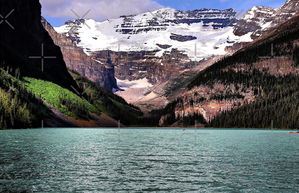 Lake Louise by Vickie Emms