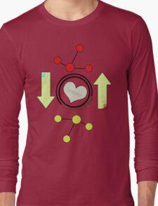 Konoha's State of the World Long Sleeve T-Shirt