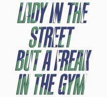 Gym Life by ItsVaneDani