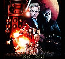 Doctor Who meets Star Wars by Tom Williams
