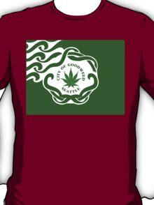 Seattle Marijuana Flag T-Shirt