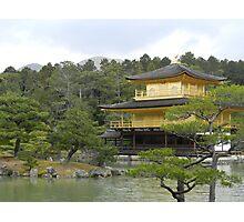 Kinkaku-ji - Kyoto, Japan Photographic Print