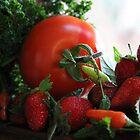 Fresh From Our Garden by aussiebushstick