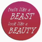 Train Like A Beast by ItsVaneDani