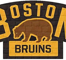 Bruins by Wohllymamouth77